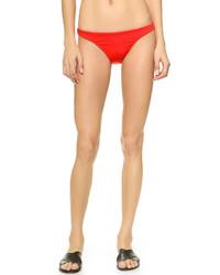Braguitas de bikini rojas de Milly