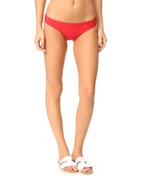Braguitas de bikini rojas de Tavik