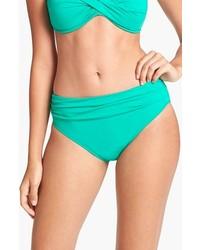 Braguitas de bikini verdes de Tommy Bahama
