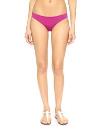 Braguitas de bikini violeta claro de Basta Surf