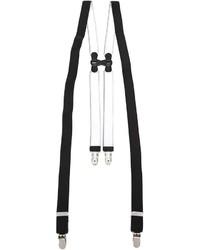 Bretelles noires Dondup