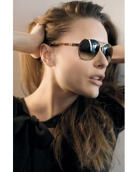 dbd7014aae3 ... Christian Dior Dior Chicago 63mm Metal Aviator Sunglasses ...