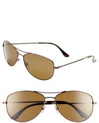 d55956136fc ... Kate Spade New York Ally 60mm Polarized Metal Aviator Sunglasses