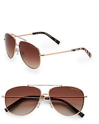 Ted Baker Gabo Aviator Sunglasses