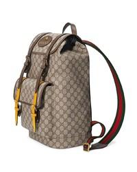 bf16561d0 Gucci Soft Gg Supreme Backpack, $1,897 | farfetch.com | Lookastic.com