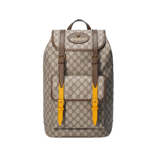 4a5d8130e534 ... Backpacks Gucci Soft Gg Supreme Backpack ...