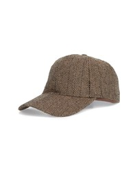 Nordstrom Men's Shop Herringbone Ball Cap