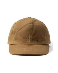 Filson Insulated Tin Cloth Baseball Cap