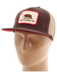 Toes on the Nose One California Daytm Patch Trucker Hat