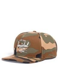 Supply co whaler snapback baseball cap black medium 801066