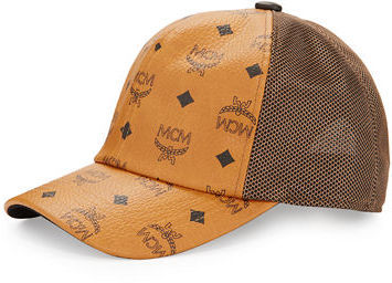 mcm visetos baseball cap where to buy how to wear