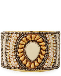 Beaded statet cuff bracelet medium 4416399