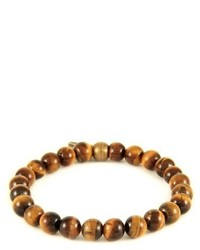 Mr ettika tigers eye stretch bracelet medium 455927