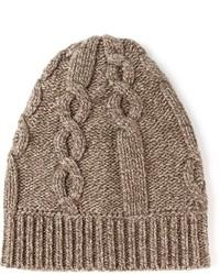 Maison Margiela Cable Knit Beanie