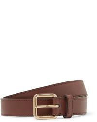 Burberry 25cm Thomas Textured Leather Belt