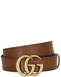 40mm gg marmont leather belt medium 3748463