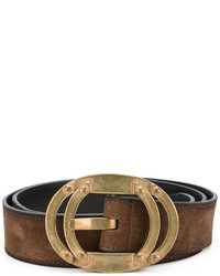 DSQUARED2 70s Buckled Belt