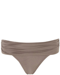 Dorothy Perkins Mocha Foldover Bikini Bottoms