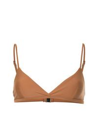 Matteau The Tri Crop Bikini Top