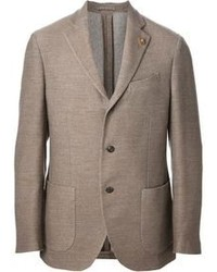 Brown blazer original 439110