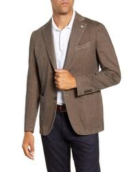 L.B.M. Fit Twill Cotton Sport Coat