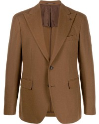Tagliatore Fitted Single Breasted Blazer