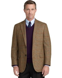 Brooks Brothers Madison Fit Glen Plaid With Deco Sport Coat