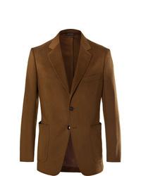 Tom Ford Olive Oconnor Slim Fit Cashmere Blazer