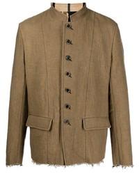 Uma Wang Raw Cut Tailored Jacket