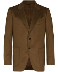 Tom Ford Single Breasted Cashmere Blazer