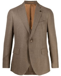 Gabriele Pasini Single Breasted Tailored Blazer