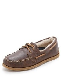Sperry Ao 2 Eye Winter Boat Shoes