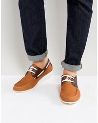 Boat shoes tan medium 3734342