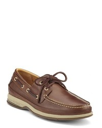 Brown Boat Shoes