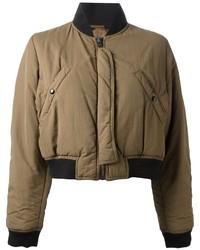 Jean Paul Gaultier Vintage Reversible Padded Bomber Jacket