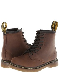 Dr. Martens Kids Collection Brooklee 8 Eye Boot Kids Shoes