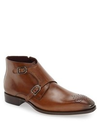 Rocca midi double monk strap boot medium 1247499