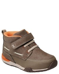 Stride Rite Surprize By Toddler Boys Hasson Fashion Boots Brown
