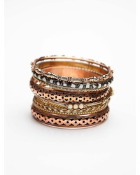 Free People Best Of The Best Hard Bangles By