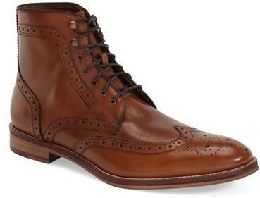 Johnston \u0026 Murphy Conard Wingtip Boot