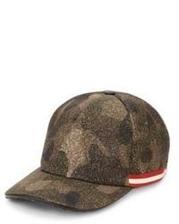 Bally Camouflage Baseball Cap