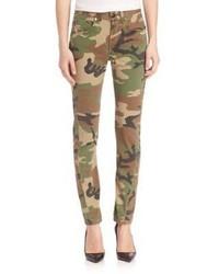 Camo skinny jeans medium 775754
