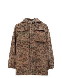 Myar Camouflage Military Jacket