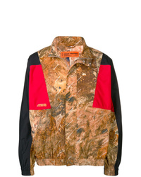 Heron Preston Camouflage Printed Jacket