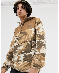 The North Face Novelty Fanorak In Moab Camo