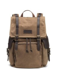 Trask Bridger Waxed Canvas Backpack