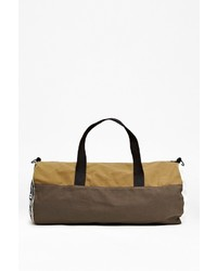 French Connection Nico Canvas Holdall