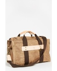 Will Leather Goods Canvas Duffel Bag