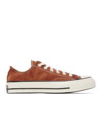 Converse Brown Summer Daze Chuck 70 Sneakers