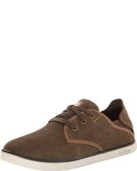 Cushe Evo Lite Albans Suede Fashion Sneaker